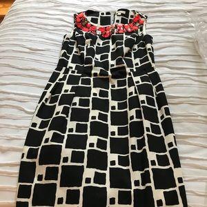 Gorgeous beaded neck dress